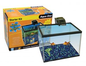 Splish & Splash Starter Kit Small 14L Glass