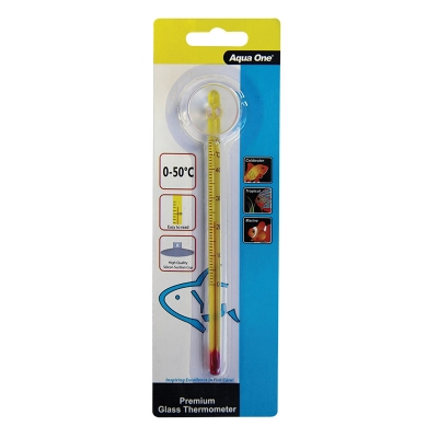 Premium Glass Thermometer