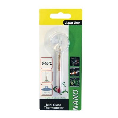 Mini Glass Thermometer