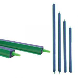 Aqua Air Stone PVC Encased Green