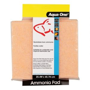 Ammonia Pad – Self Cut Filter Pad