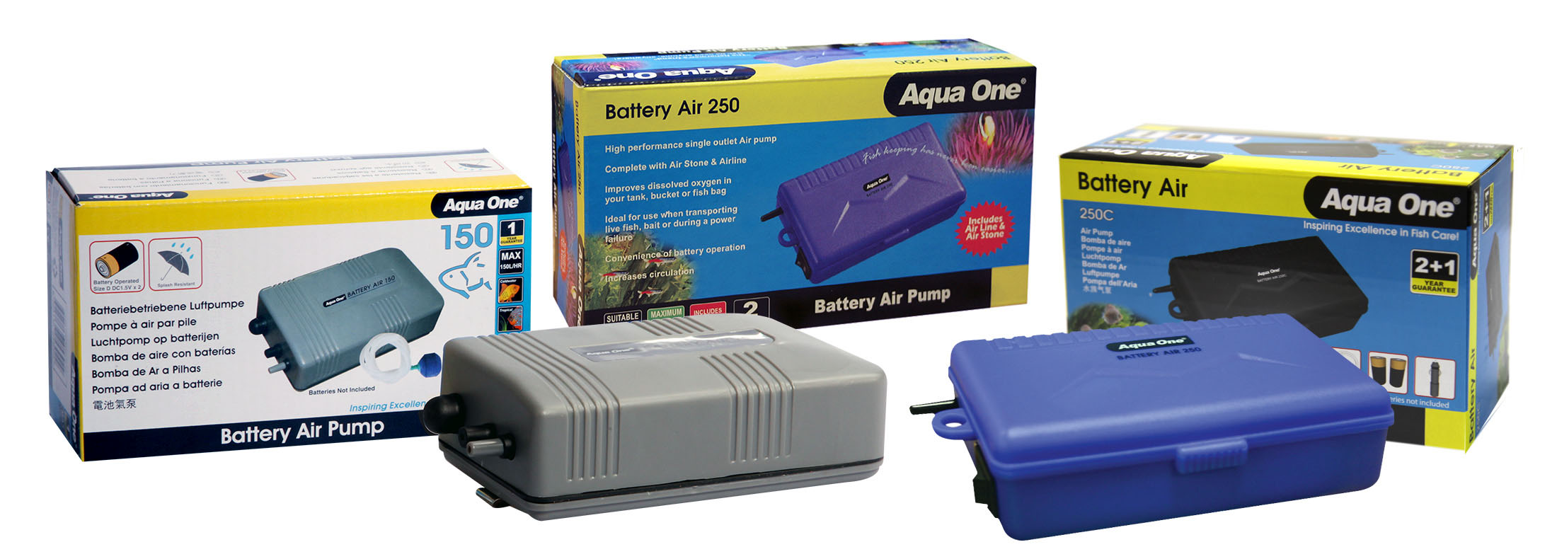 Battery Air Pump