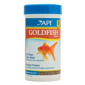 Goldfish Pellets