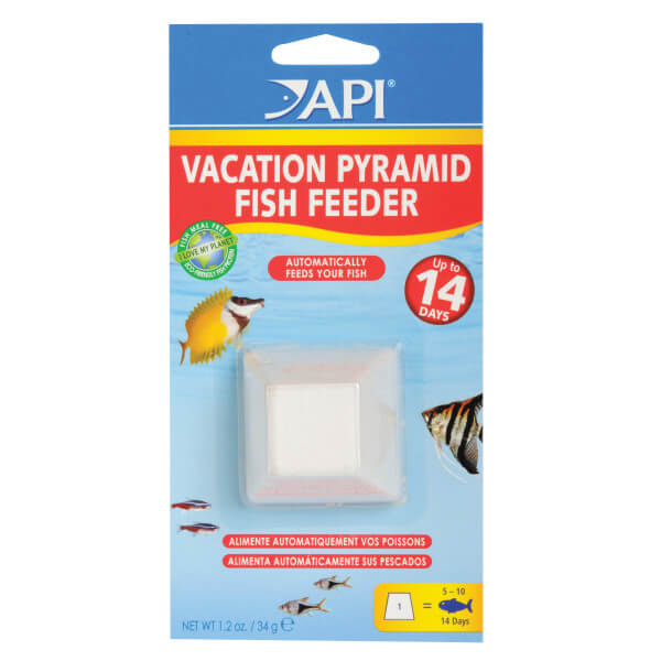 Vacation Pyramid Feeder