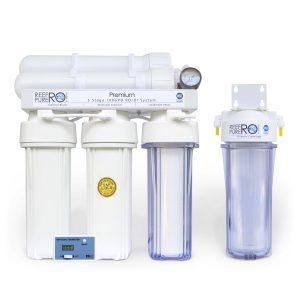 Premium 5 stage RO/DI System