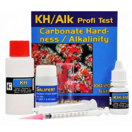 Carbonate Hardness/Alkalinity Test Kit