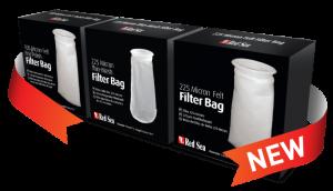 Micron felt filter bags