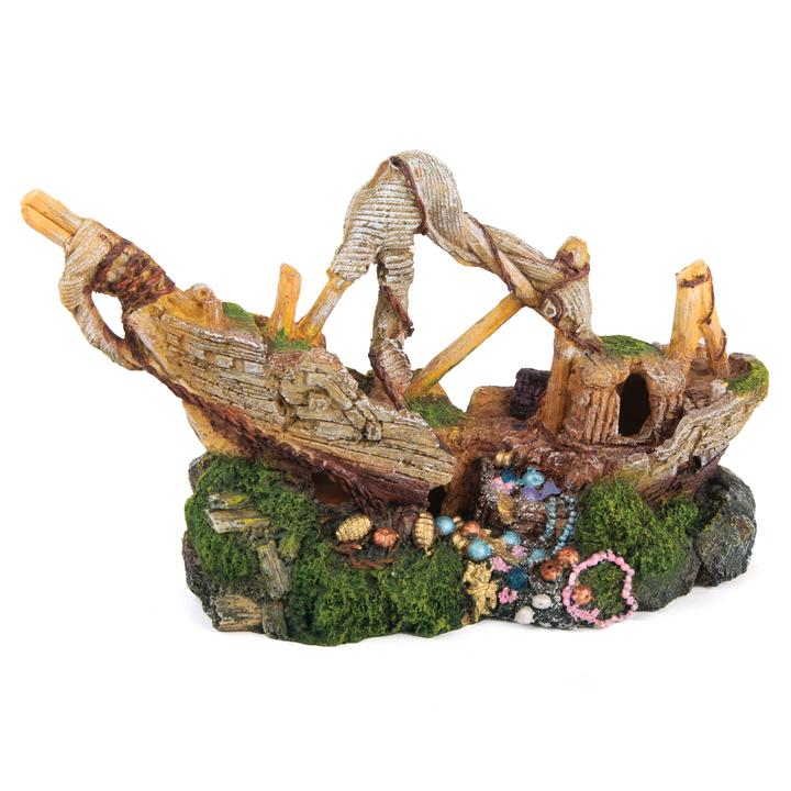 Galleon With Treasure – Small