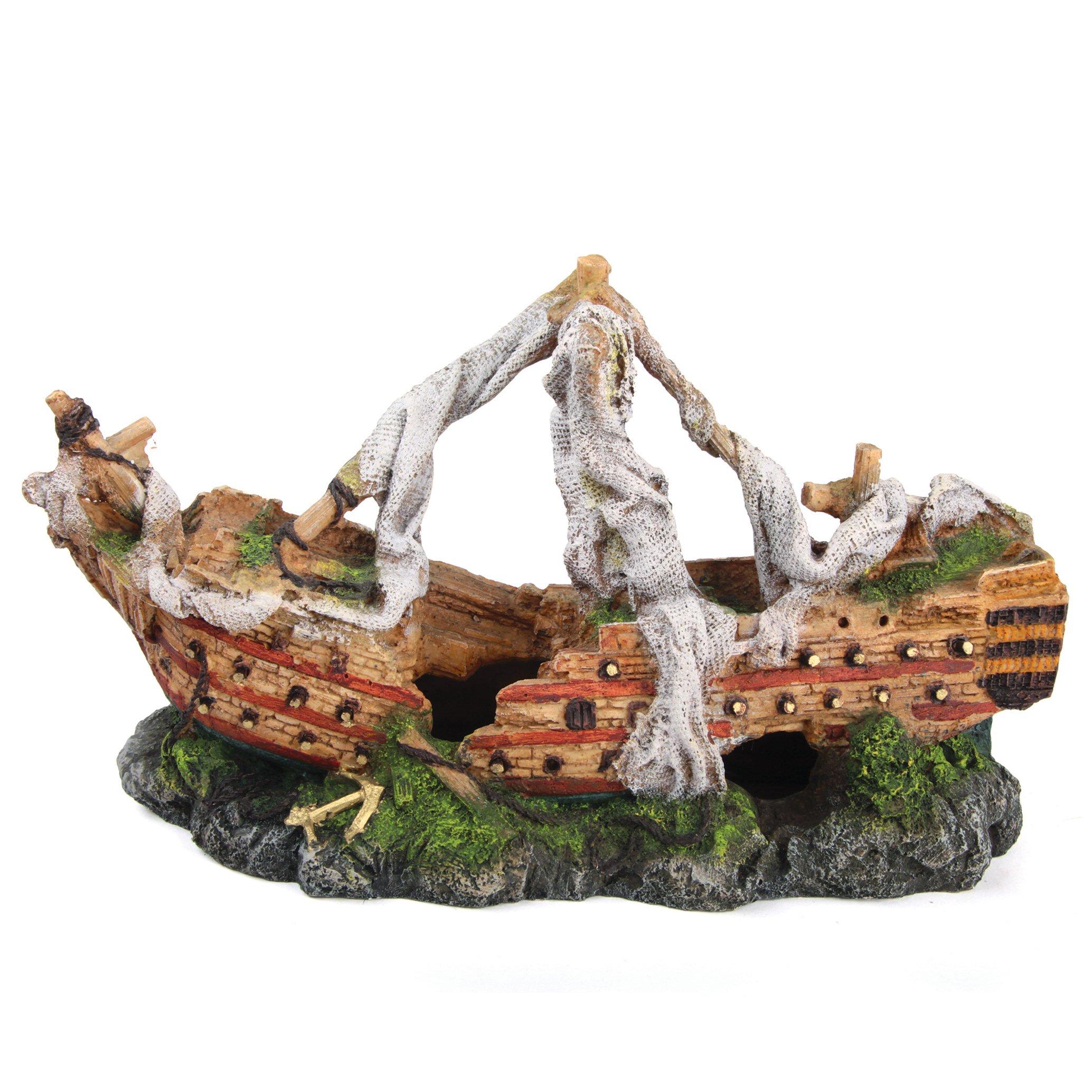 Flagship Wreck – Medium