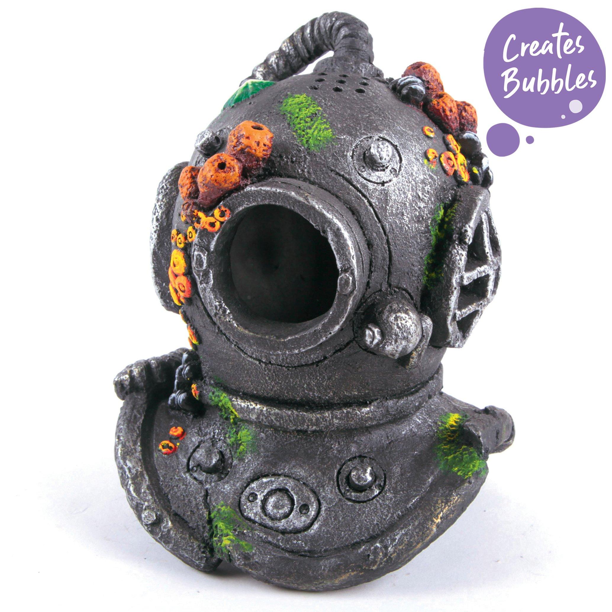 Bubbling Divers Helmet