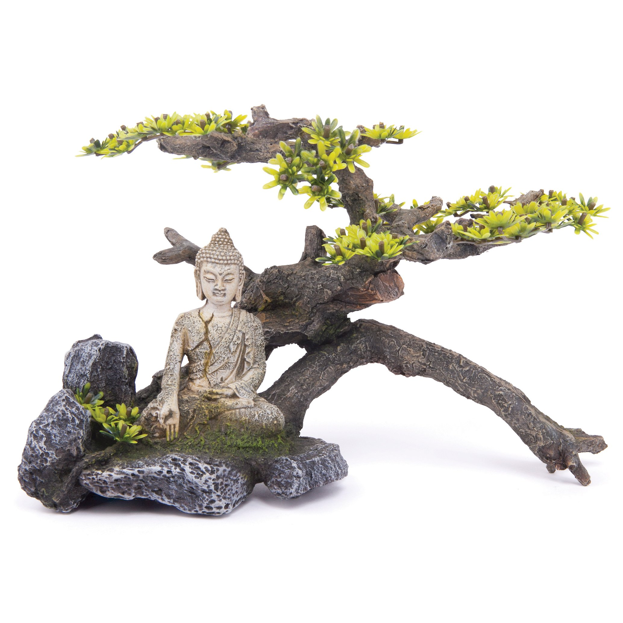 Buddha With Bonsai – Large