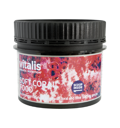 Soft Coral Food