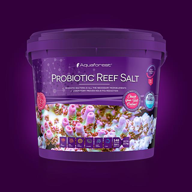 Probiotic Reef Salt