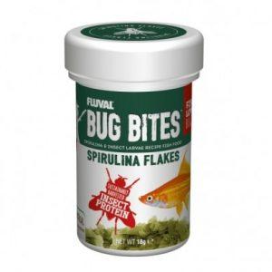 Bug Bites Spirulina Flakes