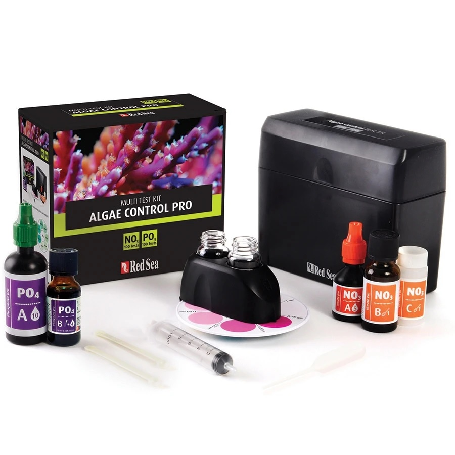Algae Control Pro Multi Test Kit