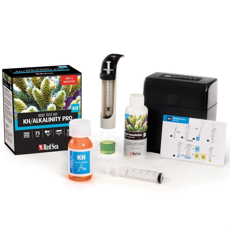 Kh Alkalinity Pro Test Kit