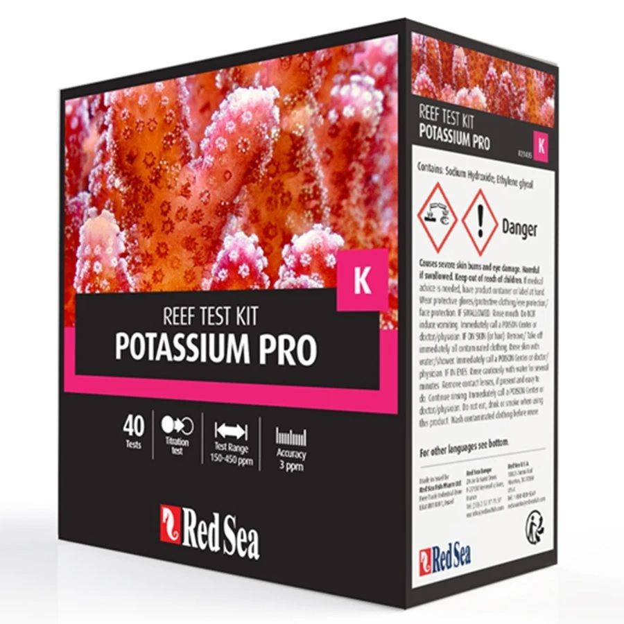 Potassium Pro Test Kit
