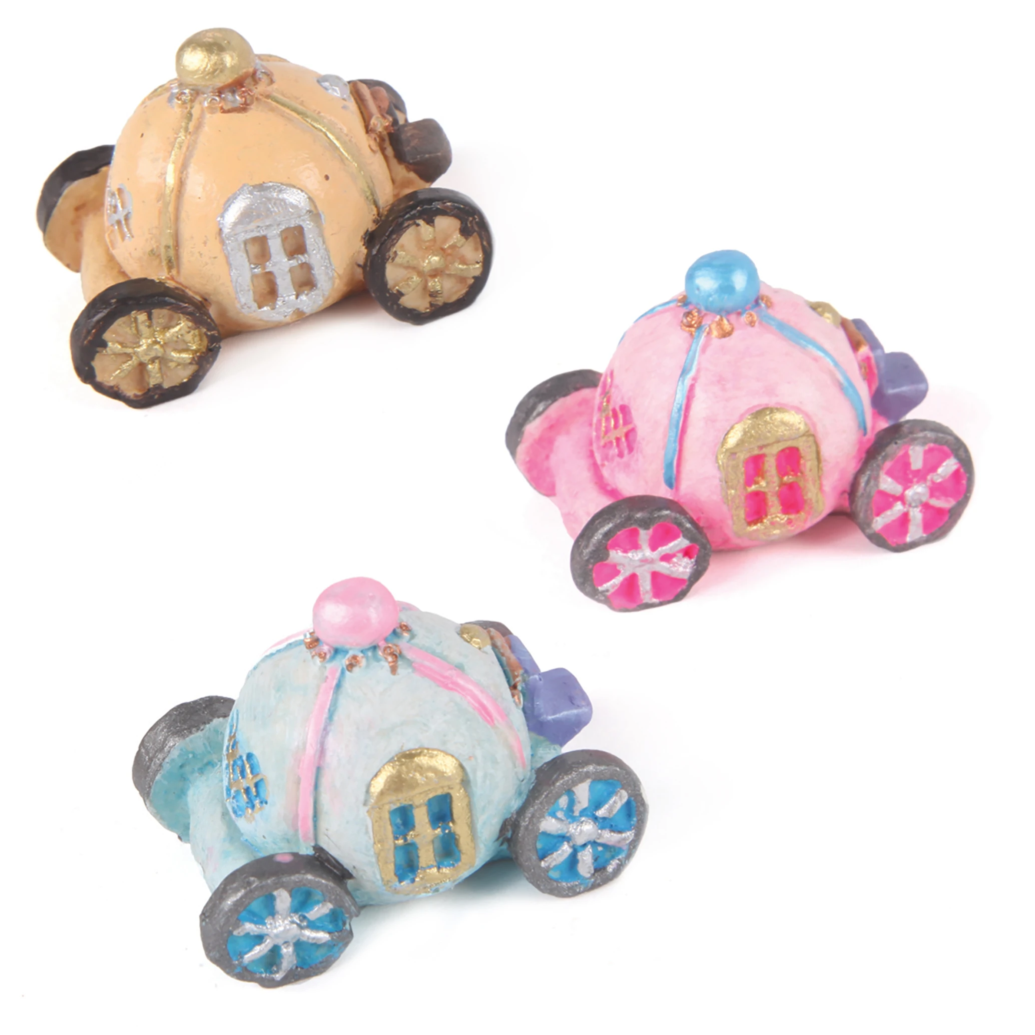 Princess Carriage Assorted – 3 Pack