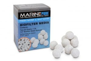 "Marine Pure Bio Filter Media 1.5"" Sphere"