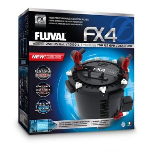 FX4 2650lph Canister Filter