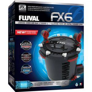 FX6 V2 Giant Canister Filter